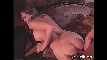 horny brunette with paris porn movies com big tits gets