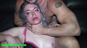 amateur slut aura moon sax vidio com roughly throat fucked slapped and spit on