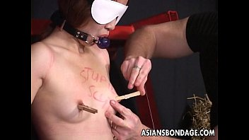 captivating japanese hottie moans while indian pleasure com being whipped