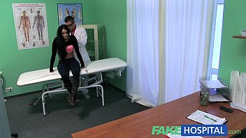 fake hospital doctors cock turns dancing pussy patients frown upside down