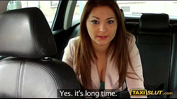 busty amateur babe lana free fare for fucking a wxxxn cab driver