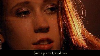 redhead innocent sex www xnxn com slave hard punished by her master