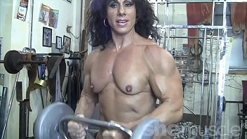 naked female bodybuilder kiss mia khalifa and johnny sins my naked muscles