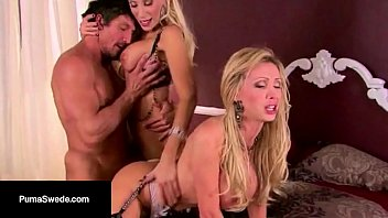 cum swappin duo puma swede sex vidos and nikki benz get fucked together