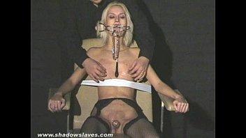 www wap in sex com extreme needle t. and hardcore bdsm of blonde slavegirl in severe nipple