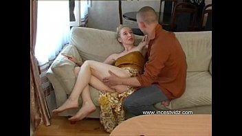 sexy skinny hot boobs women blonde mom