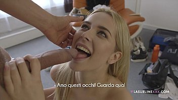 lasublimexxx first casting for super hot blonde tarzan sex nikky dream takes big cock