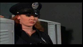 audrey nude girl in party hollander latex cop