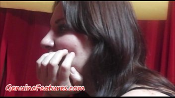 backstage interview nicollete shea and striptease by czech newbie