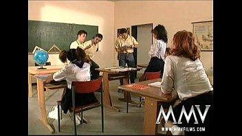 mmv films xxxesx german class room orgy