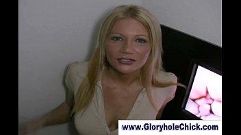 hot pornhut glory hole blonde
