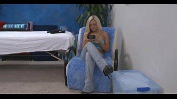 pono com girl plays with vibrator