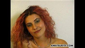 horny redhead munmun dutta xxx girlfriend masturbates and sucks with facial