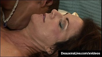 hung young black stud fucks hot mature xxnu mommy deauxma