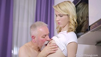 old rub fuck com goes young - sexy helena blows old goes young