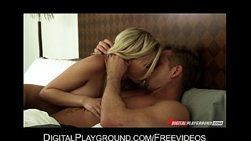 hot blonde gf wakes up to take care of her youjizx man s morning wood