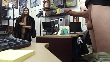 xxx pawn - zaya x vifeo cassidy needs some money real quick so she visits a pawn shop