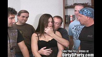 x vdios com perfect pussy party slut gangbanged good